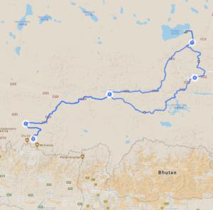 Best of Tibet Motorcycle Tour