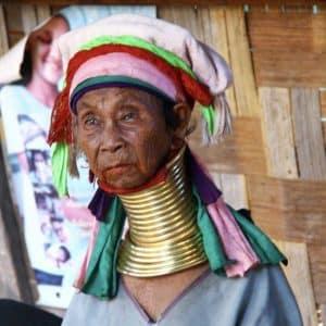 Long Neck Tribe