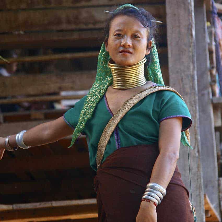 Long Neck Tribe Thailand